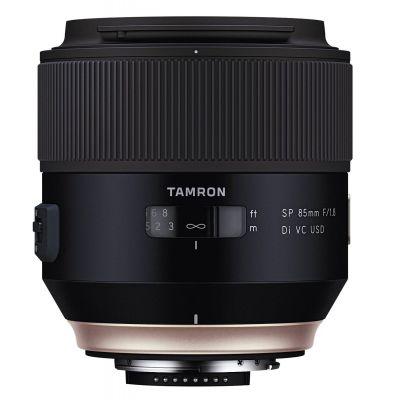 Obiettivo Tamron SP 85mm F1.8 Di VC USD (F016) x Canon