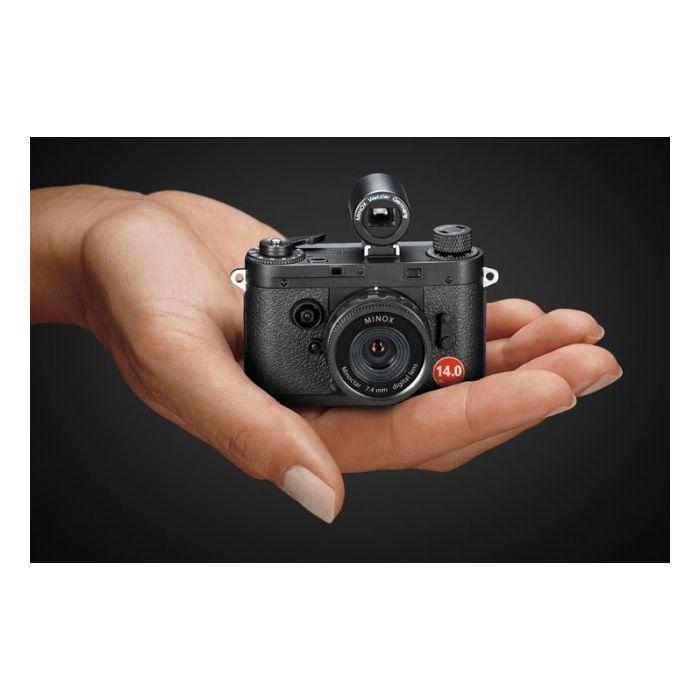 MINOX Replica fotocamera digitale DCC 14.0 BLACK MFC 60690