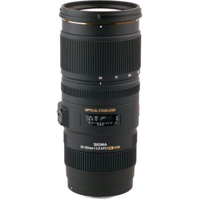 Obiettivo Sigma APO 50-150mm F2.8 EX DC OS HSM x Canon