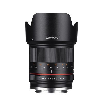 Obiettivo Samyang 21mm f/1.4 ED AS UMC CS x Micro Quattro Terzi M4/3