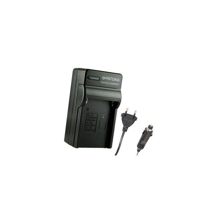 Patona Caricabatteria Compatibile Sony NP-F960 NPF970