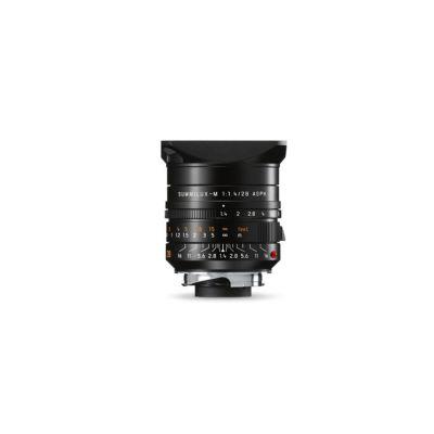 Obiettivo Leica Summilux-M 28mm f/1.4 ASPH Nero