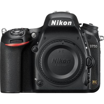 Fotocamera Nikon D750 solo corpo PRONTA CONSEGNA