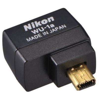 Nikon WU-1A Adattatore Wireless Wi-Fi x D3200 D3300 D5200 D7100