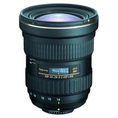 Obiettivo Tokina AT-X 14-20mm F2 PRO DX x Canon