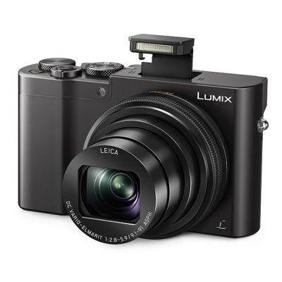 Fotocamera Panasonic Lumix DMC-TZ100 DMC-TZ110 Nero [MENU ENG]