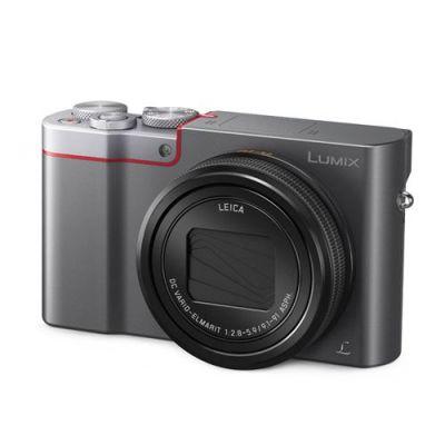 Fotocamera Panasonic Lumix DMC-TZ100 DMC-TZ110 Silver [MENU ENG]