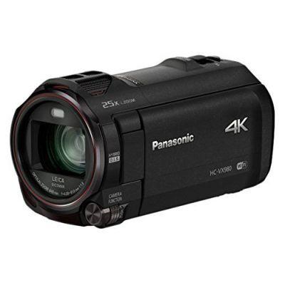 Videocamera Panasonic HC-VX980 Ultra HD 4K Camcorder Nero [MENU ENG]