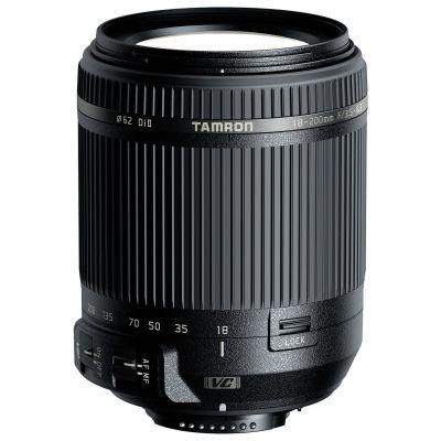 Obiettivo Tamron 18-200mm F/3.5-6.3 Di II VC (B018) x Nikon