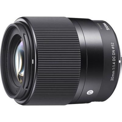 Obiettivo Sigma 30mm F1.4 DC DN Contemporary x Sony E-Mount