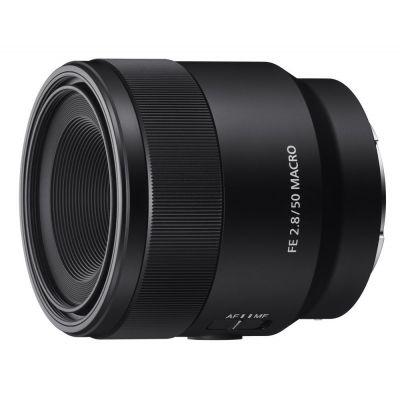 Obiettivo Sony SEL50M28 FE 50mm F2.8 Macro x Sony E-Mount