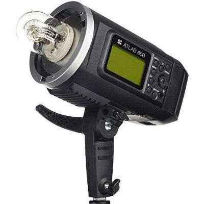Quadralite Atlas 600 TTL flash professionale da studio 600W + riflettore