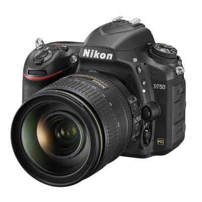 Fotocamera Nikon D750 Kit 24-120mm VR PRONTA CONSEGNA