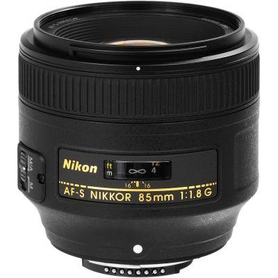 Obiettivo Nikon 85mm f/1.8 Nikkor PRONTA CONSEGNA