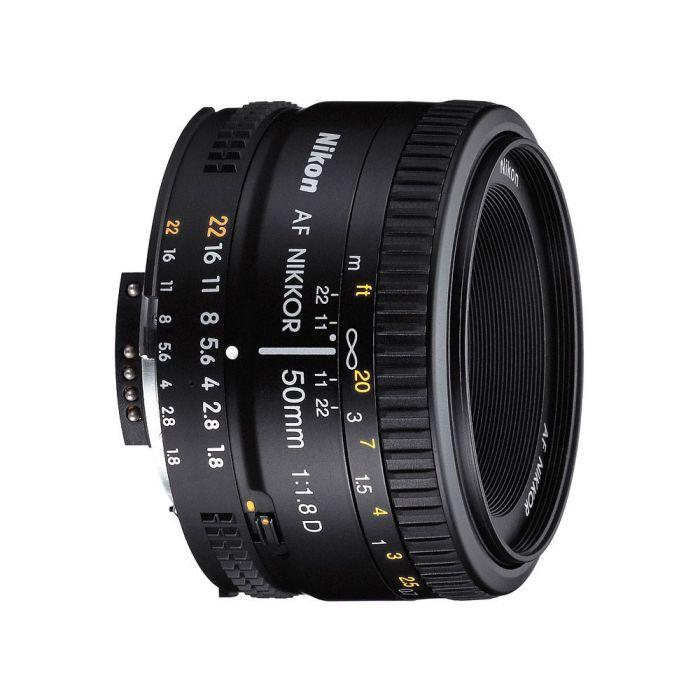 Obiettivo Nikon 50mm 1.8D PRONTA CONSEGNA
