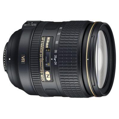 Obiettivo Nikon 24-120mm VR F/4 BULK PRONTA CONSEGNA