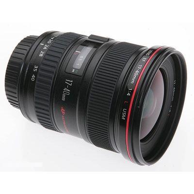 OBIETTIVO Canon 17-40mm F/4L USM PRONTA CONSEGNA