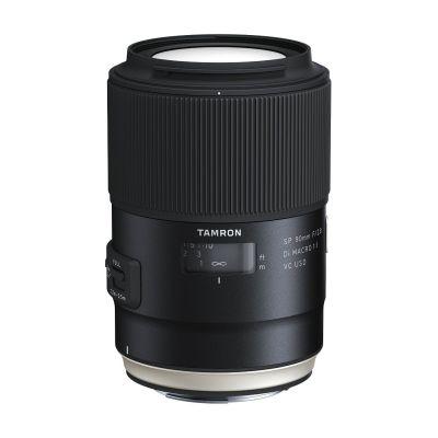 Obiettivo Tamron SP 90mm F2.8 Di Macro VC USD (F017) x Canon