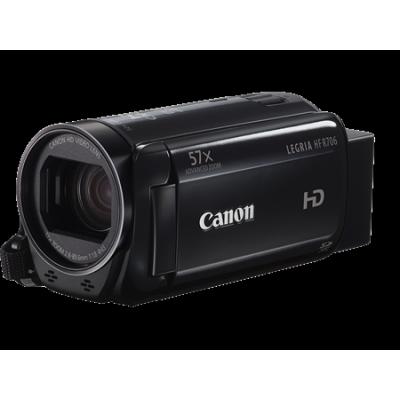Canon Legria HF R706 Nero Videocamera Camcorder Digitale Full HD