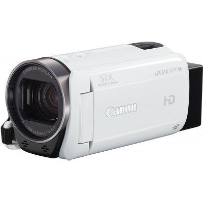 Canon Legria HF R706 Bianco Videocamera Camcorder Digitale Full HD