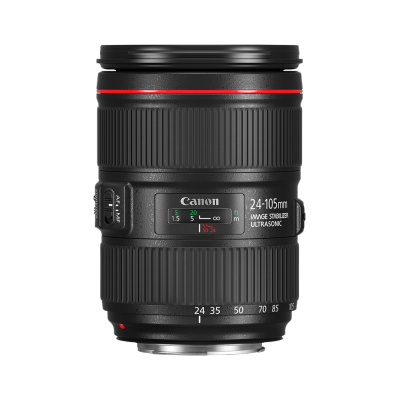 Obiettivo Canon EF 24-105mm f/4L IS II USM *Bulk Version*