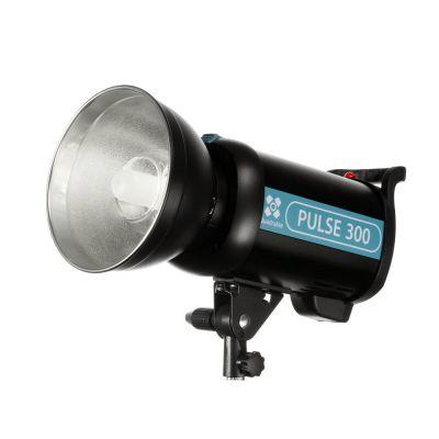Quadralite Pulse 300W Luce Lampeggiatore Flash da Studio
