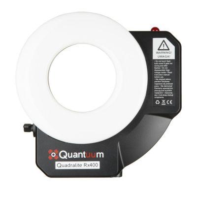 Quadralite Rx400 Ringflash Lampeggiatore Flash Anulare