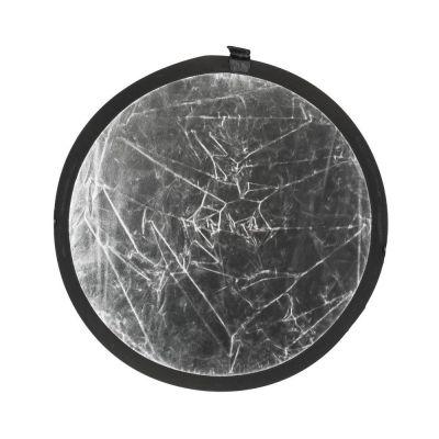 Quadralite Pannello Riflettente Bianco/Argento 60cm (tondo)