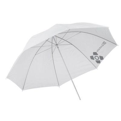 Quadralite Ombrello Traslucido Trasparente 120cm