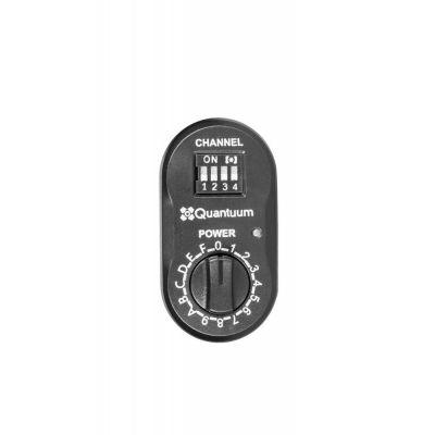 Quadralite Navigator Trigger Flash ricevitore addizionale per flash da studio