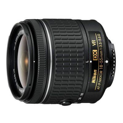 Obiettivo Nikon AF-P DX NIKKOR 18-55mm f/3.5-5.6G VR BULK PRONTA CONSEGNA