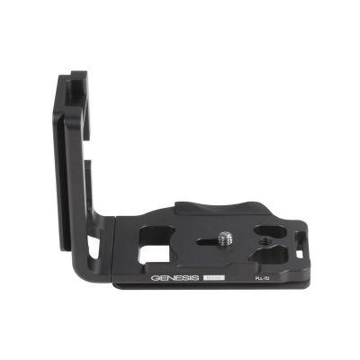 Genesis Base PLL-7D piastra ad L per Canon EOS 7D