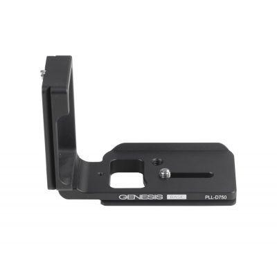Genesis Base PLL-D750 piastra ad L per Nikon D750