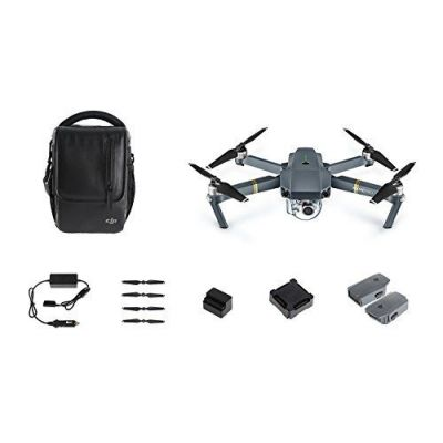 DJI Mavic Pro Fly More Combo Drone Quadricottero