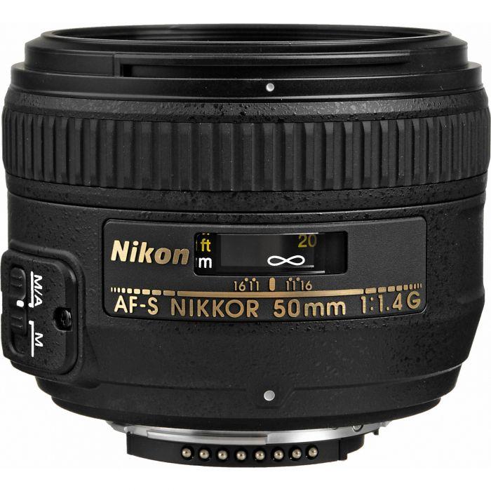 Obiettivo Nikon 50mm 1.4G PRONTA CONSEGNA