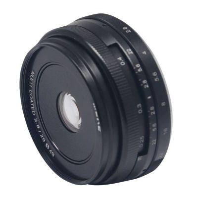 Obiettivo Meike MK-28mm F2.8 per Canon EF-M mount