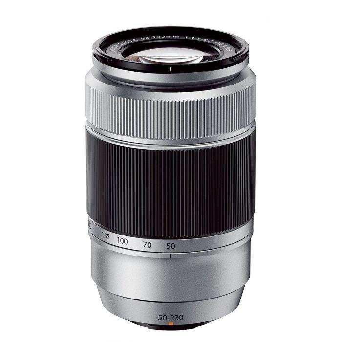 Obiettivo FUJINON XC50-230mm F4.5-6.7 OIS II Silver per Fuji Fujifilm XC50-230