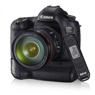 Meike Battery grip per Canon EOS 5D mark III 5Ds 5Ds R come impugnatura BG-E11 + Telecomando