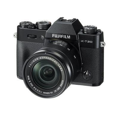 Fotocamera Fuji Fujifilm X-T20 Kit 16-50mm F3.5-5.6 OIS II Nero