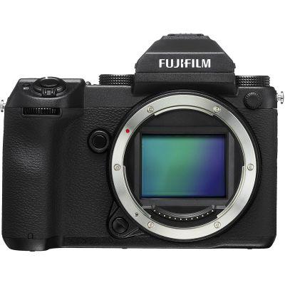 Fotocamera Fuji Fujifilm GFX 50S Body solo corpo nero GFX-50S