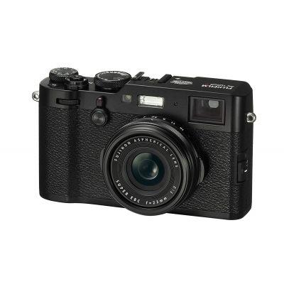 Fotocamera Fuji Fujifilm FinePix X100F Nero