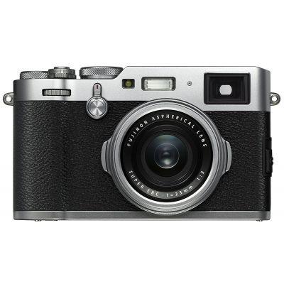 Fotocamera Fuji Fujifilm FinePix X100F Argento Silver