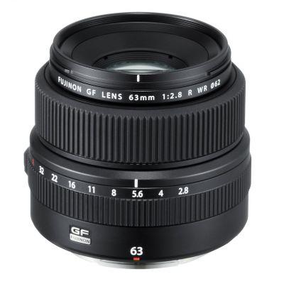 Obiettivo Fujifilm GF 63mm f/2.8 R WR G-Mount Fujinon Fuji