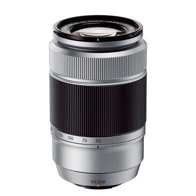 Obiettivo Fujinon Fuji 50-230mm OIS II SILVER x fujifilm PRONTA CONSEGNA