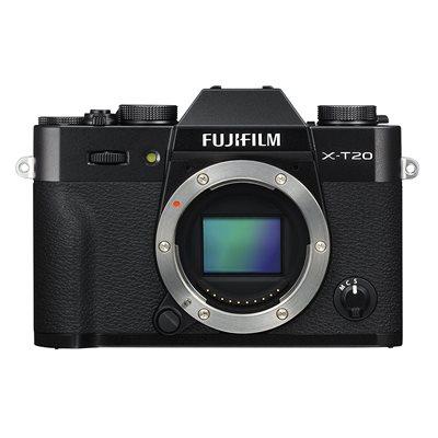 Fotocamera Fuji Fujifilm X-T20 Body solo corpo Nero