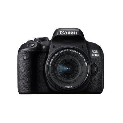 Fotocamera Canon EOS 800D Kit 18-55mm IS STM