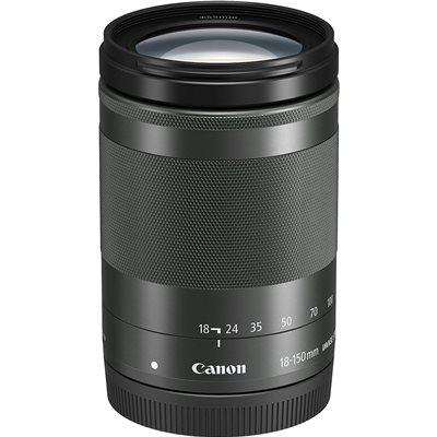 Obiettivo Canon EF-M 18-150mm f/3.5-6.3 IS STM (bulk) per EOS M