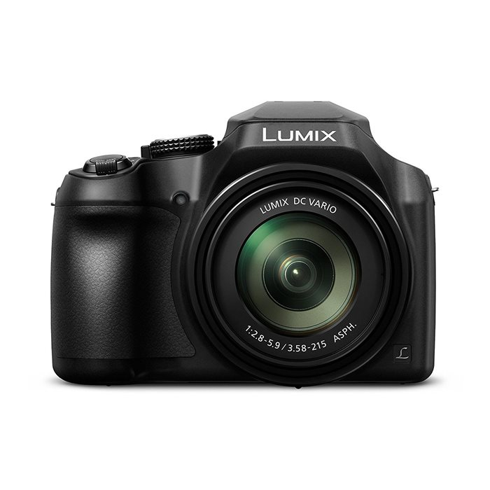 Fotocamera Panasonic Lumix DC-FZ80 DC-FZ82 [MENU ENG] Nero