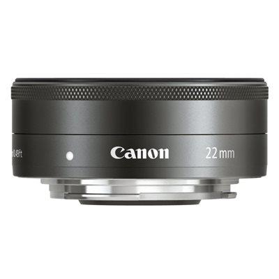 Obiettivo Canon EF-M 22mm f/2.0 STM per EOS M