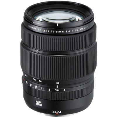 Obiettivo FUJINON GF 32-64mm F4 R LM WR per Fuji Fujifilm G-Mount